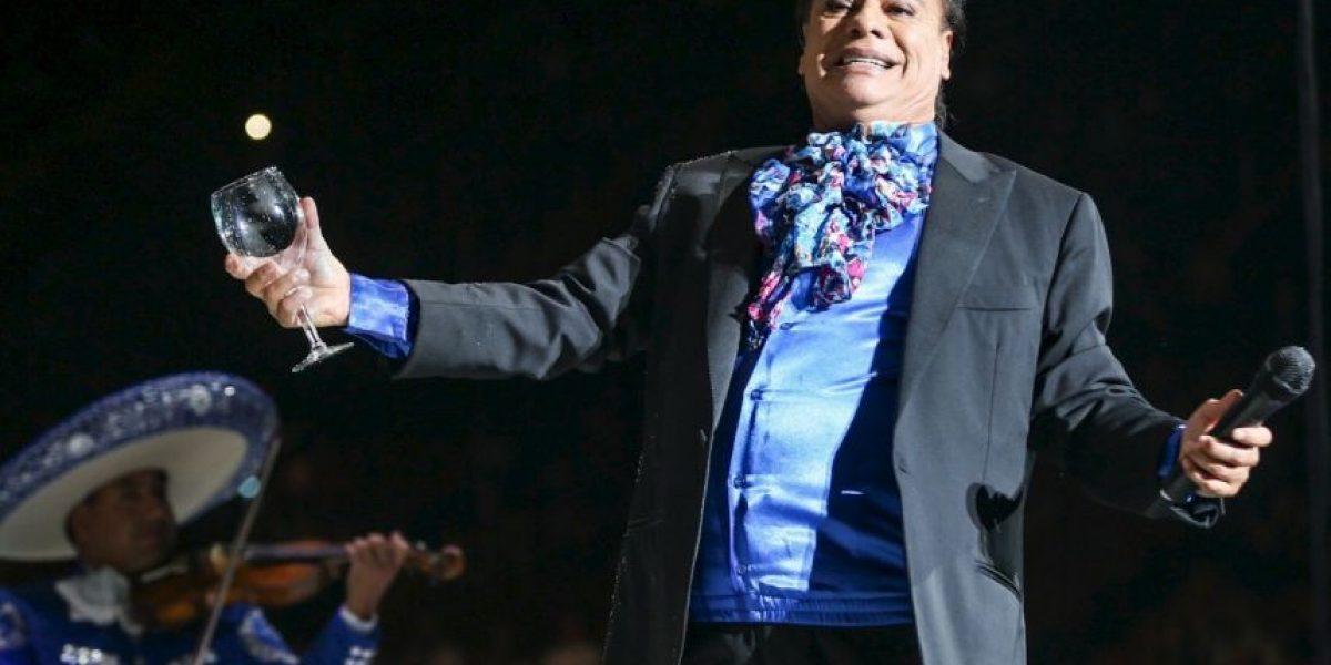 Video: Así fue el último concierto de Juan Gabriel
