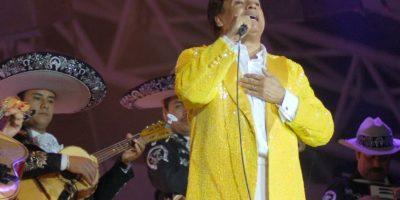 El cantautor falleció este domingo a los 66 años. Foto:Notimex