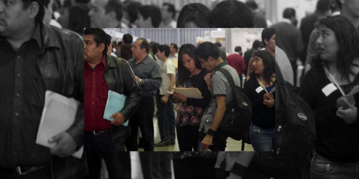 Desempleo bajó a 4% en julio: Inegi