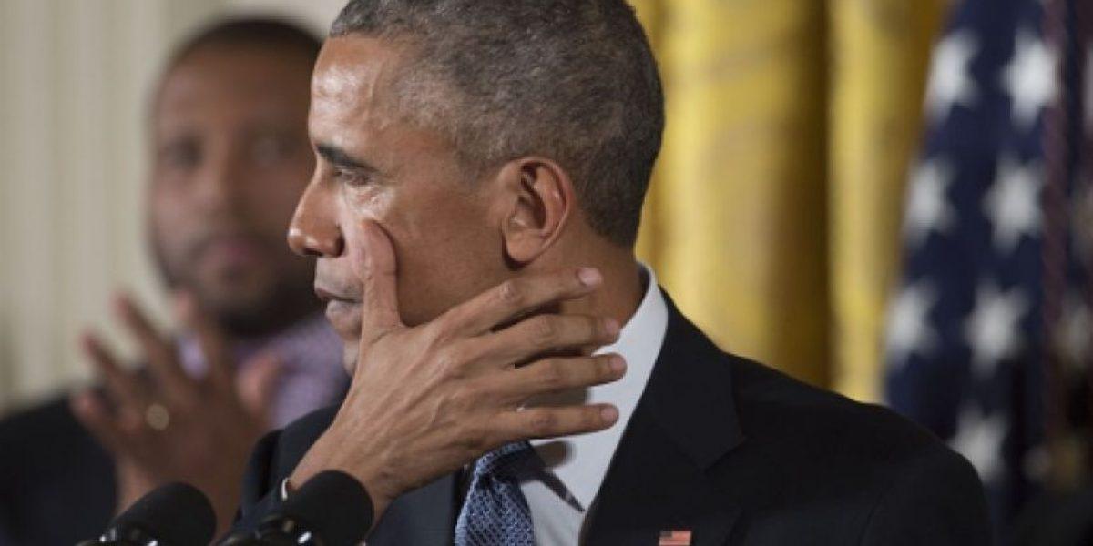 Muerte de Juan Gabriel entristece a Obama