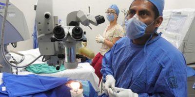 Las cirugías se llevaron a cabo a través de el programa IMSS PROSPERA y del Régimen Ordinario. Foto:Notimex