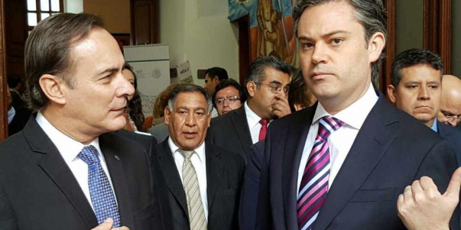 Aurelio Nuño, secretario de Educación Pública Foto:Ignacio Gómez