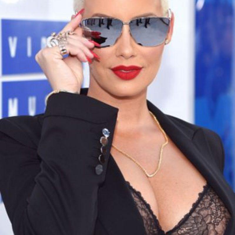 Tomboy más Madonna. Que por lo menos no son cadenas. Foto:Getty Images