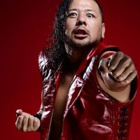 Michael Jackson y Queen son los favoritos de Shinsuke Nakamura Foto: WWE