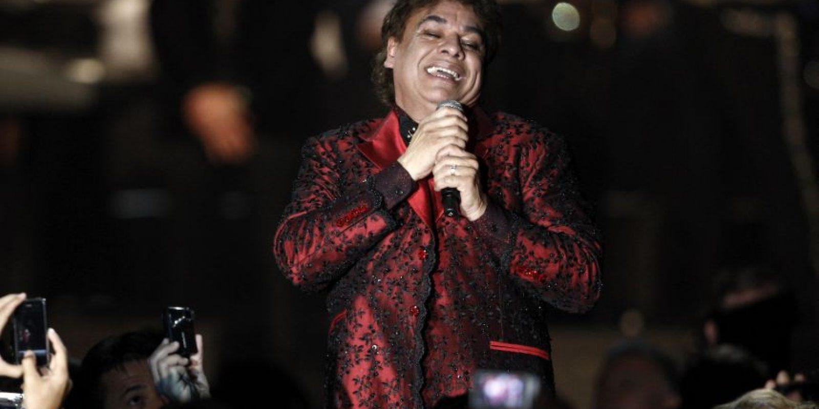 Juan Gabriel, un ícono de la música mexicana Foto:AP