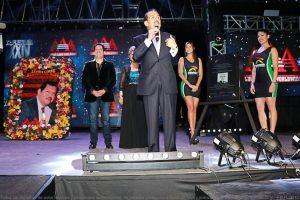 """El Salón de la Fama AAA generación 2016 exaltó al legendario Gringo Loco Arthur Barr """"Love Machine"""", Foto:AAA"""