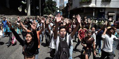 """El Gobierno de Maduro dio una alerta a la comunidad internacional y responsabilizó a Washington de los supuestos planes """"conspirativos"""". Foto:Getty Images/ Archivo"""