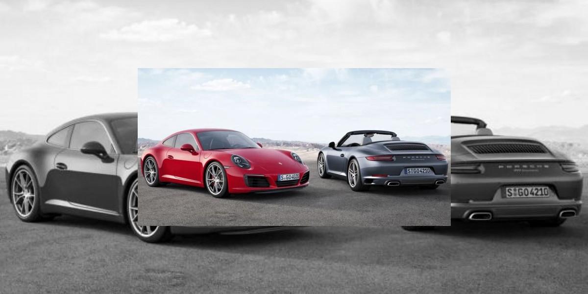 El futuro de Porsche en producto