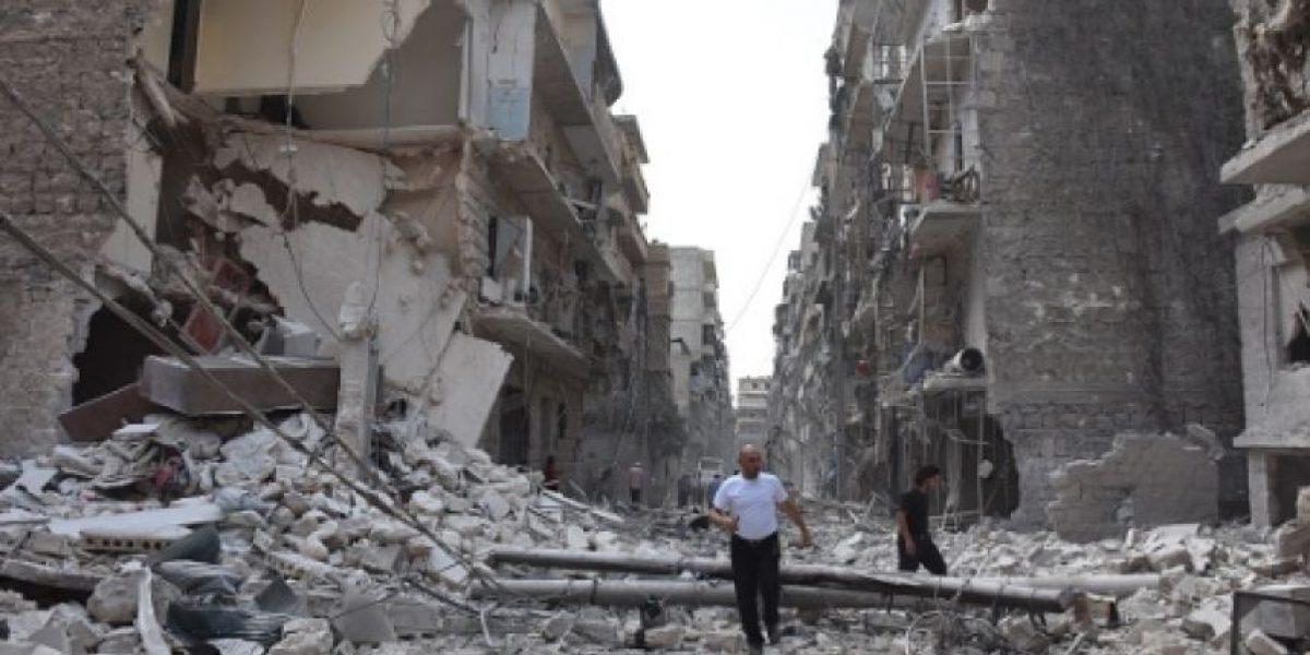 Bombardeos rusos han dejado más de ocho mil 300 muertos en Siria