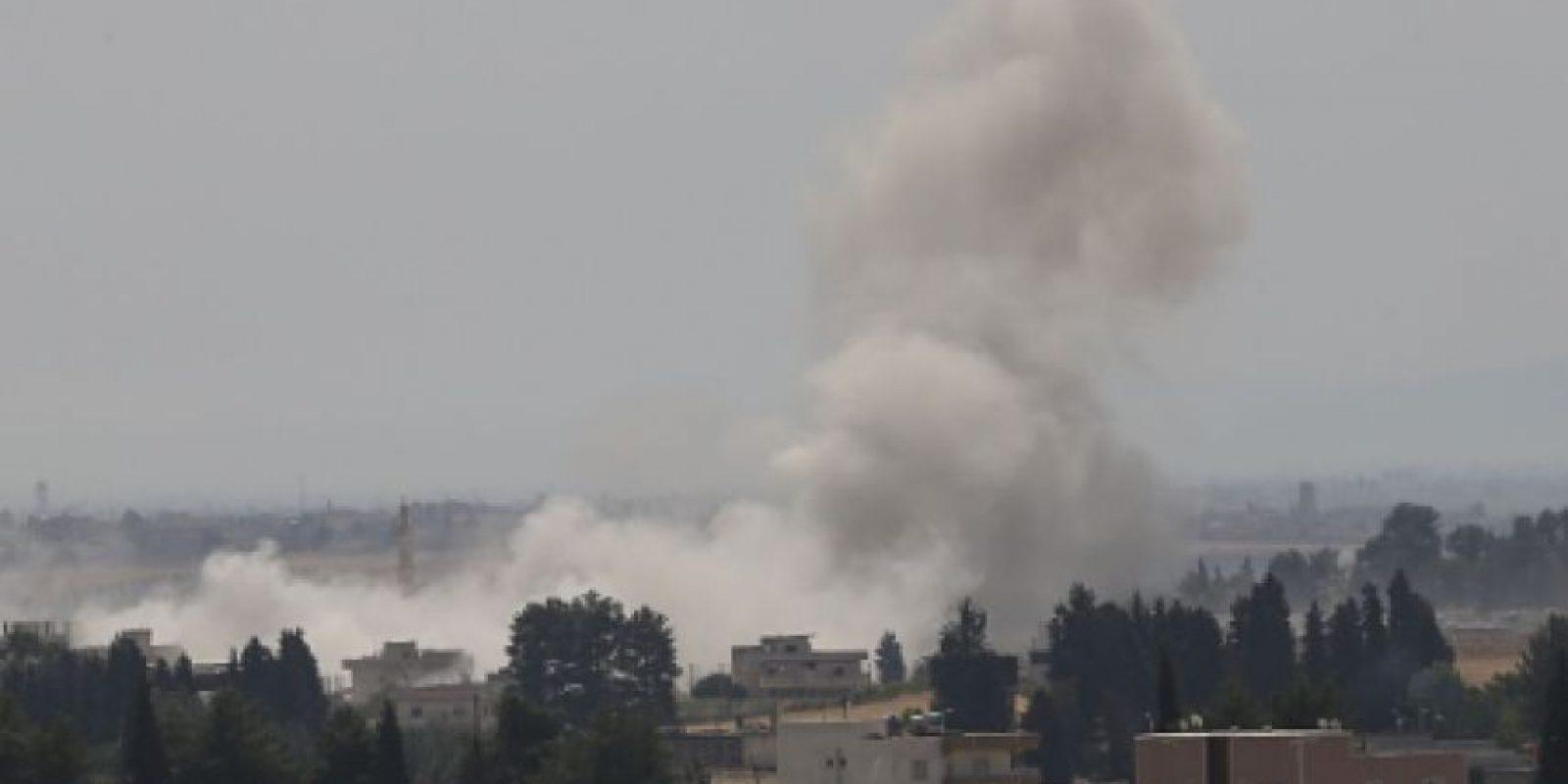 Rusia comenzó desde 2015 sus ataques aéreos en Siria. Foto:Getty Images/ Archivo