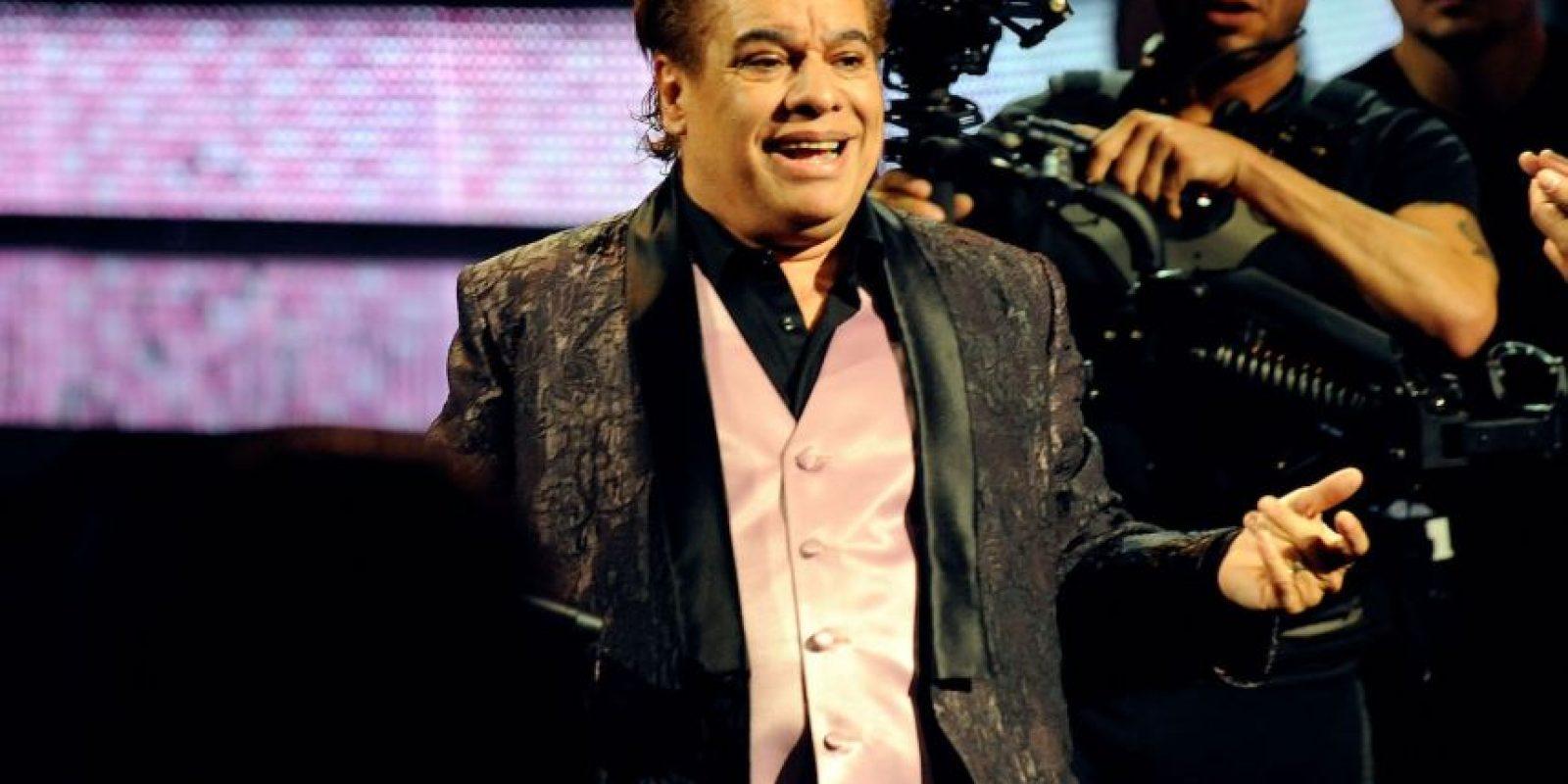 Juan Gabriel falleció el 28 de agosto a los 66 años de edad en Los Ángeles Foto:Getty Images