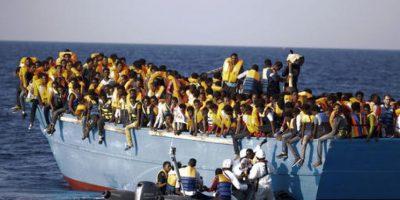 Europa sigue buscando un plan B que no existe para los inmigrantes. Imagen de archivo para ilustrar, no corresponde al día del evento. Foto:AP/ Archivo