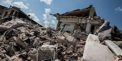 Según los medios, se investiga el tipo de material utilizado en los edificios derrumbados y el uso de fondos públicos que habían sido destinados para reforzar las construcciones. Foto:Getty Images/ Archivo