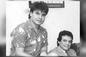 Juan Gabriel y José José Foto:Reproducción