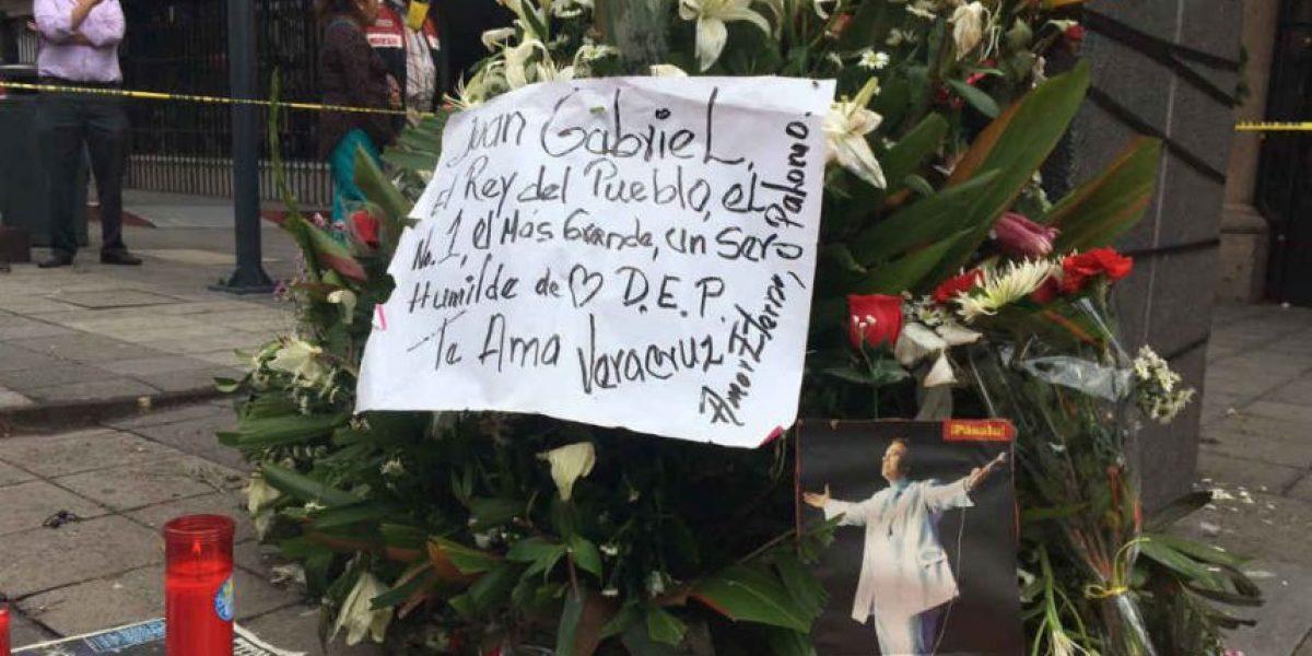 SRE ofrece apoyo para repatriar cuerpo de Juan Gabriel