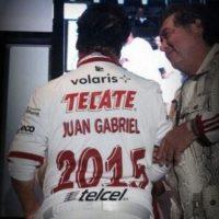 Juan Gabriel, el 'Divo de Juárez Foto:Especial