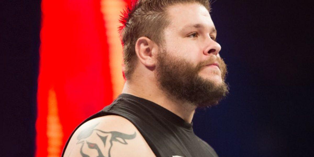 WWE: Kevin Owens, el nuevo Campeón Universal de Raw