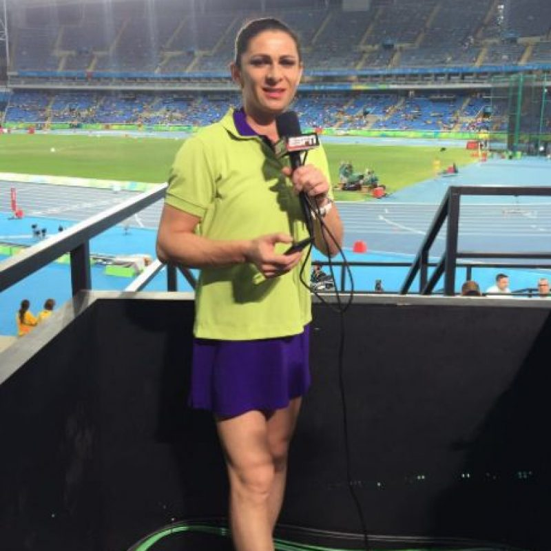 Ana Guevara pide que haya un proyecto serio para el deporte en México Foto:Twitter