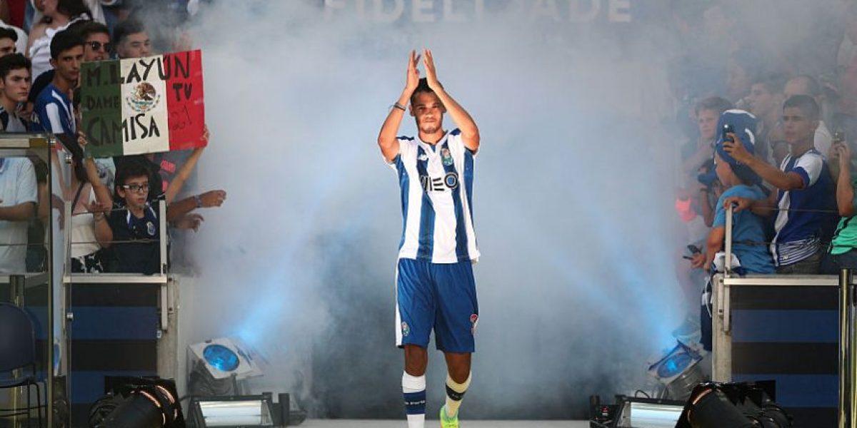 Diego Reyes podría cambiar de aires; volvería a España
