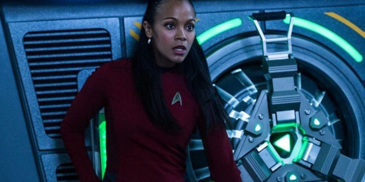 Zoe Saldaña y Simon Pegg visitarán la CDMX para premiere de Star Trek