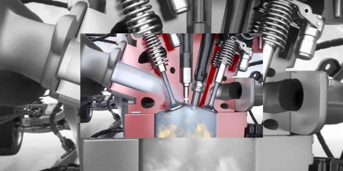El futuro de los motores mezcla agua y gasolina