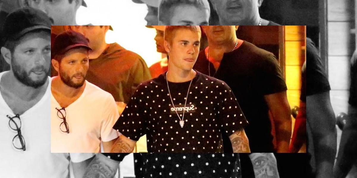Belieber paga la cuenta de Justin Bieber después de que declinaron su tarjeta