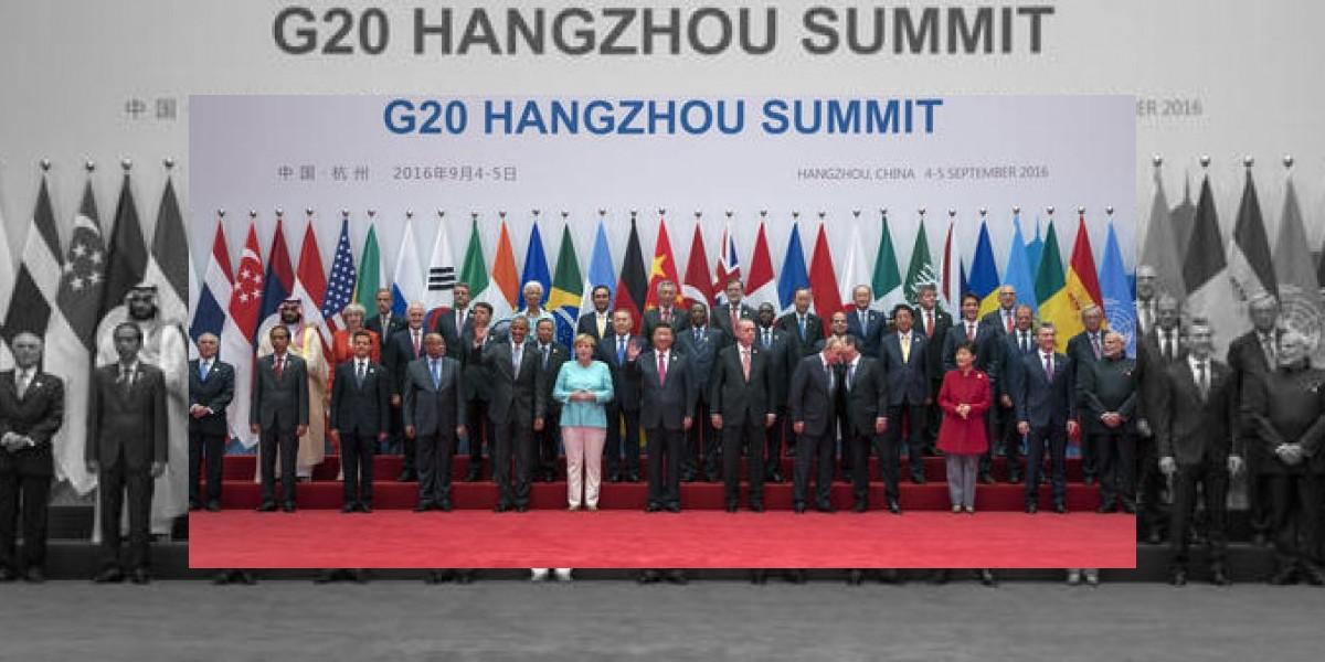 92% del comercio de México es con países del G20