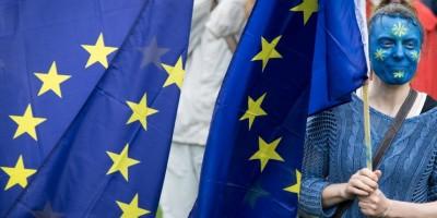 Crece en segundo trimestre 0.4% economía de la Unión Europea