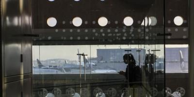 Aerolíneas cancelan vuelos a BCS por paso de Newton