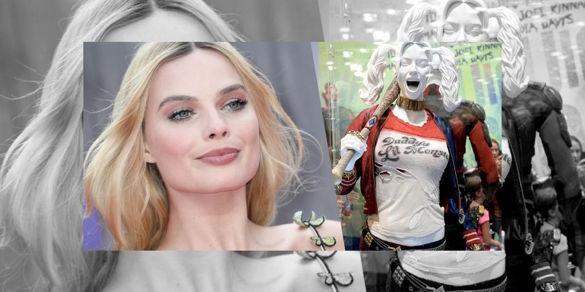 Margot Robbie será la productora de la nueva película de