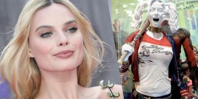 """Margot Robbie será la productora de la nueva película de """"Harley Quinn"""""""