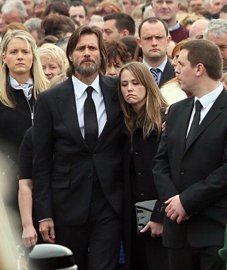 """The Grobsy Group Foto:""""El amor no se pierde, fue el mensaje que el actor dedicó a White tras su muerte."""