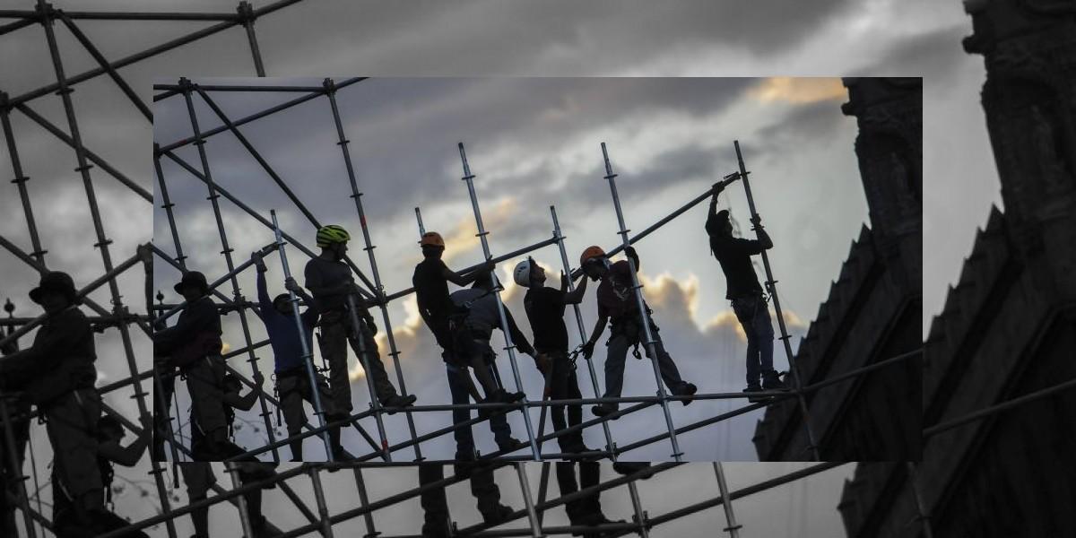 México, único país de AL que cobra ISR a personas con salarios medios
