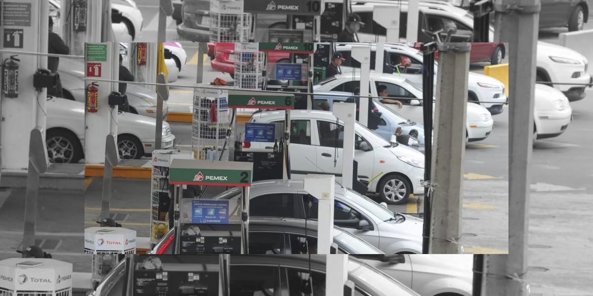 No aumentarán precios de gasolinas en octubre... pero sí el diésel