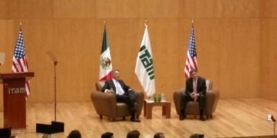 Aislarse no impulsa crecimiento entre México y EU: Jack Lew