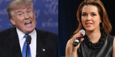 Alicia Machado responde a las agresiones de Donald Trump