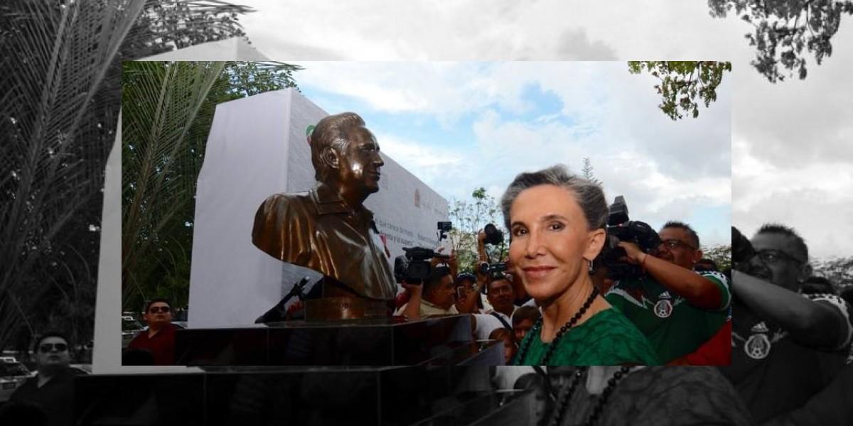 A Florinda Meza aún le pesa la muerte de Chespirito