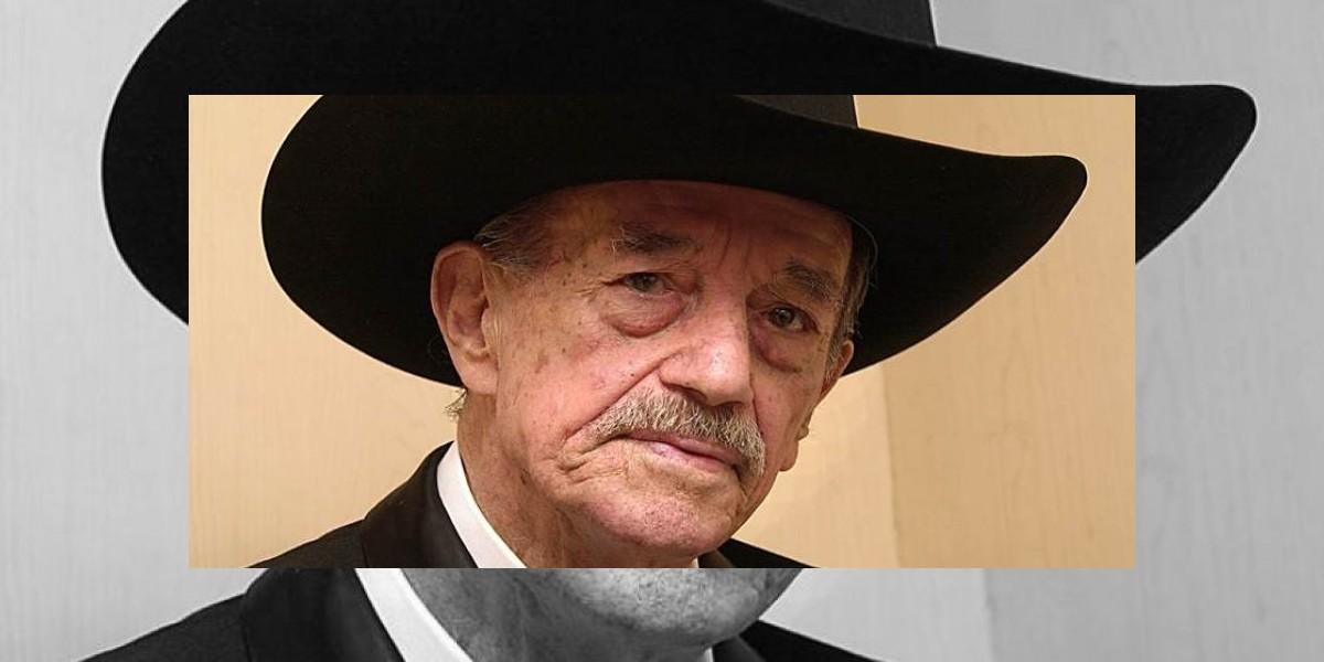 Muere el actor Mario Almada a los 94 años