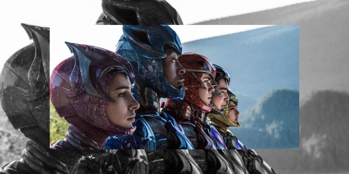 Este es el primer trailer de la película de los Power Rangers