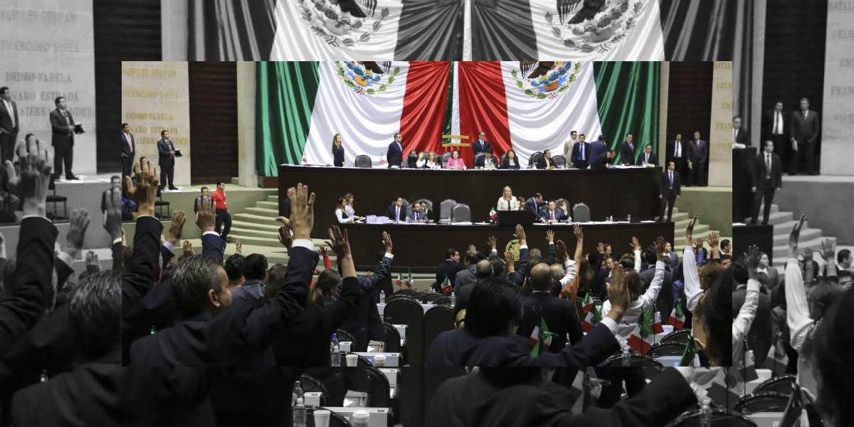Diputados avalan cambios a la Ley de Ingresos y Miscelánea Fiscal