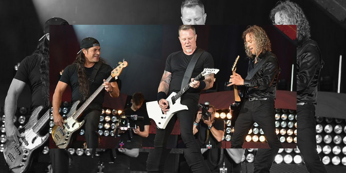 Metallica presentará su nuevo disco a fans en México en un evento exclusivo