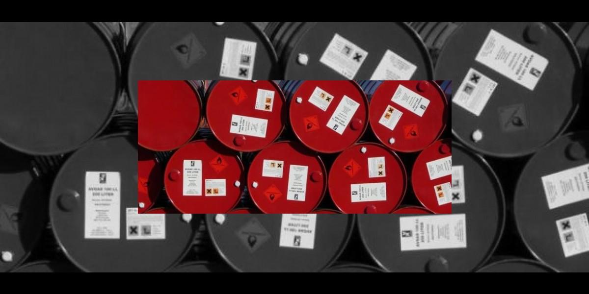 Caen precios del petróleo por fracaso de acuerdo de la OPEP