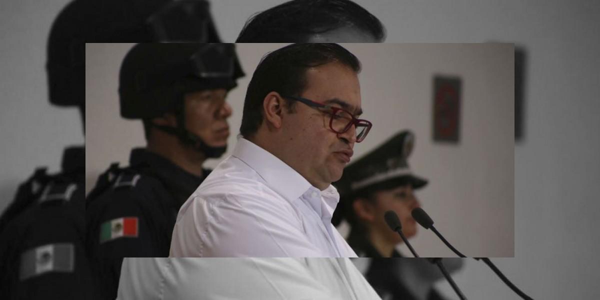 Duarte y la herencia a Veracruz