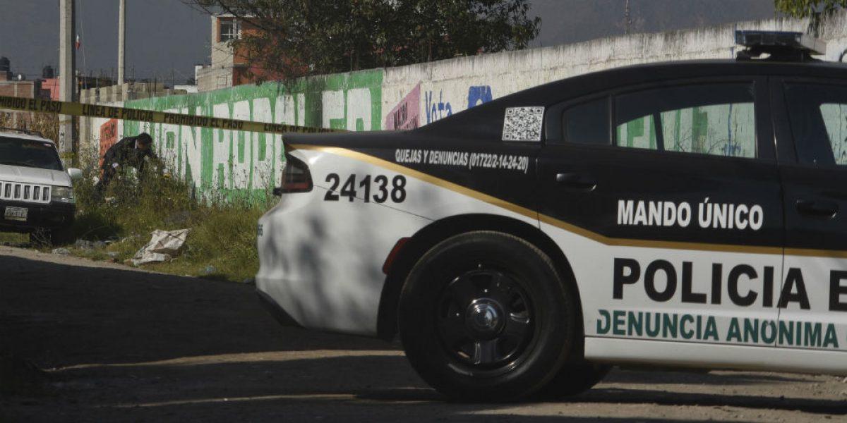 Asesinan a balazos a regidor de Ametepec, Edomex