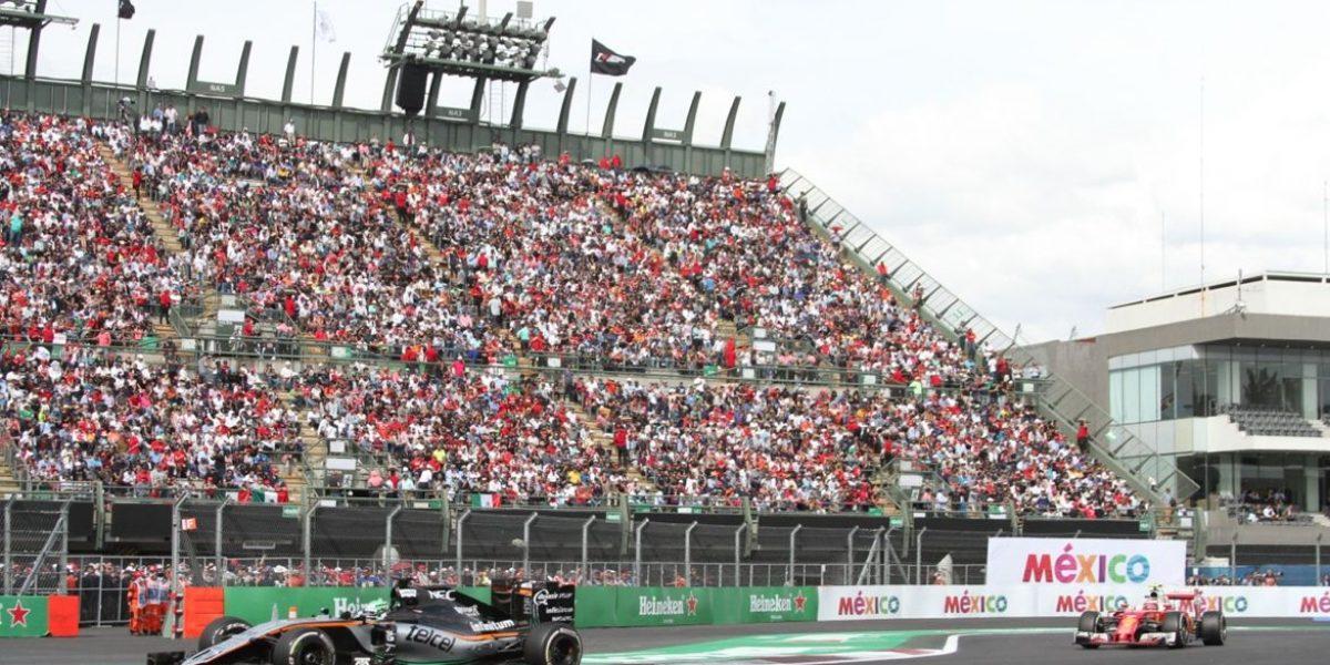 FIA confirma calendario de F1 y GP de México 2017