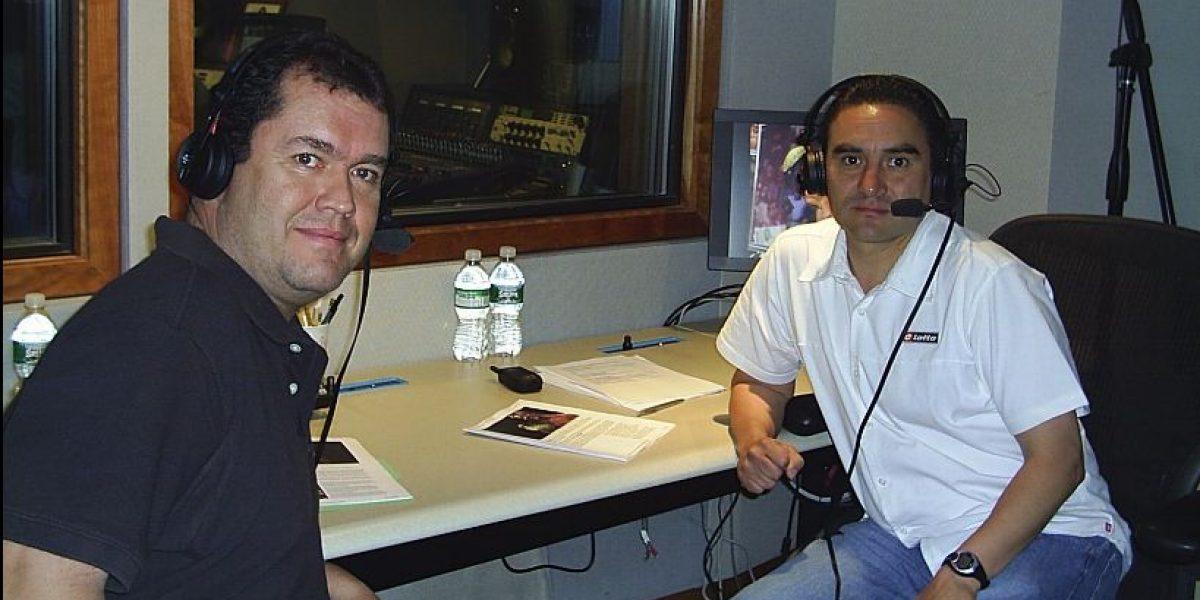 FOTO: Javier Sahagún deja Televisa Deportes