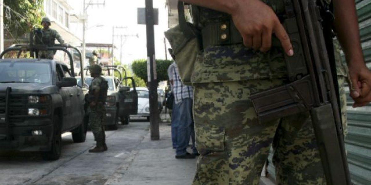 ¿Deberían militares volver a cuarteles y dejar la vigilancia en las calles?