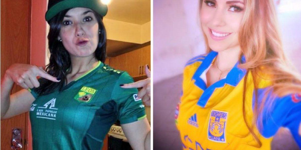 Bellas conductoras de ESPN apuestan por el León vs. Tigres