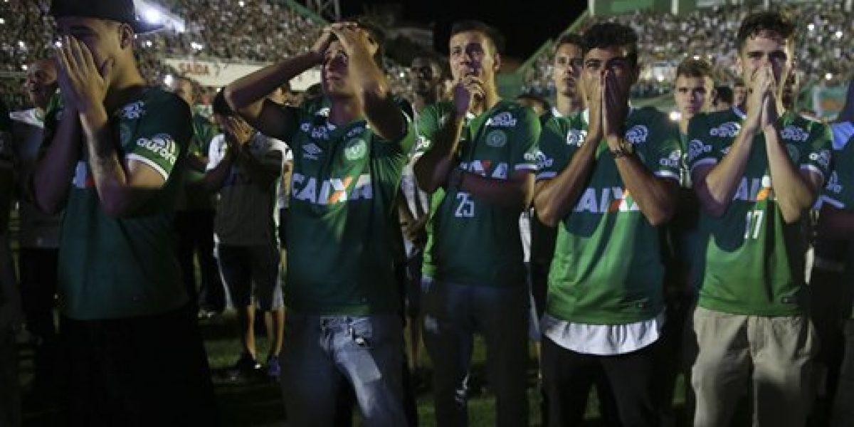 Confederación brasileña le pide al Chapecoense que juegue la última jornada