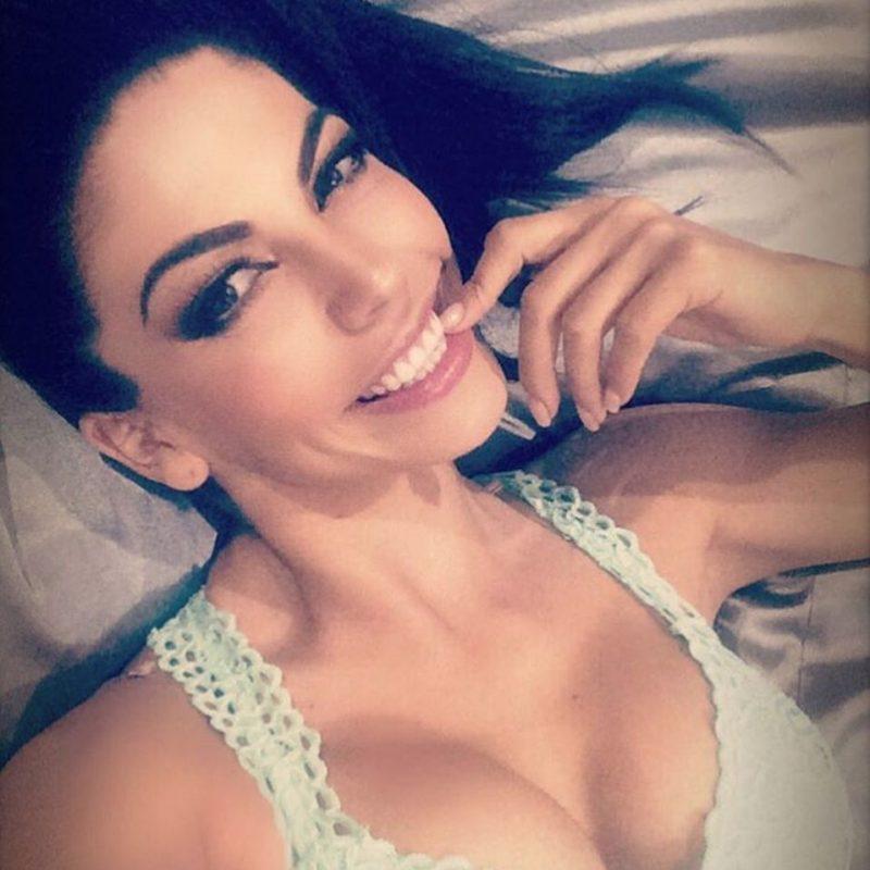 África Zavala. Imagen Por: La actriz de telenovelas sorprendió a sus seguidores con las imágenes | Instagram